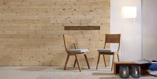 Mobili In Legno Naturale : Gaderform u mobili in legno massiccio della falegnameria in val