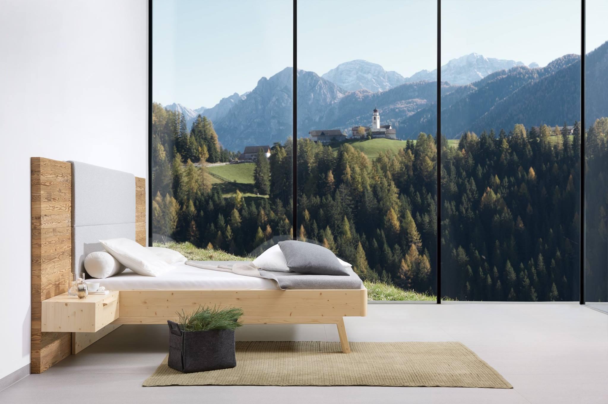 Arredo Ufficio Legno Massello : Gaderform u2013 mobili in legno massiccio della falegnameria in val